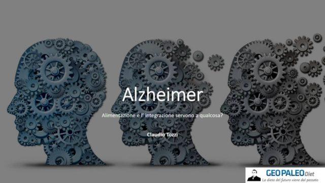 Alimentazione per Alzheimer ed altre demenze – P.T. Claudio Tozzi