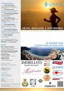 manifesto Evento SIMNE a Scilla